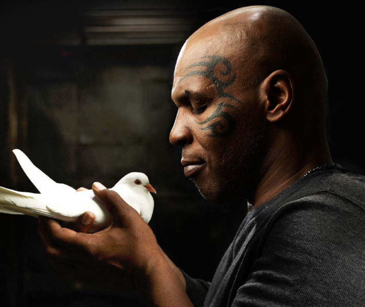 Mike Tyson Makeup