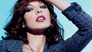 Milla Jovovich Hd Background