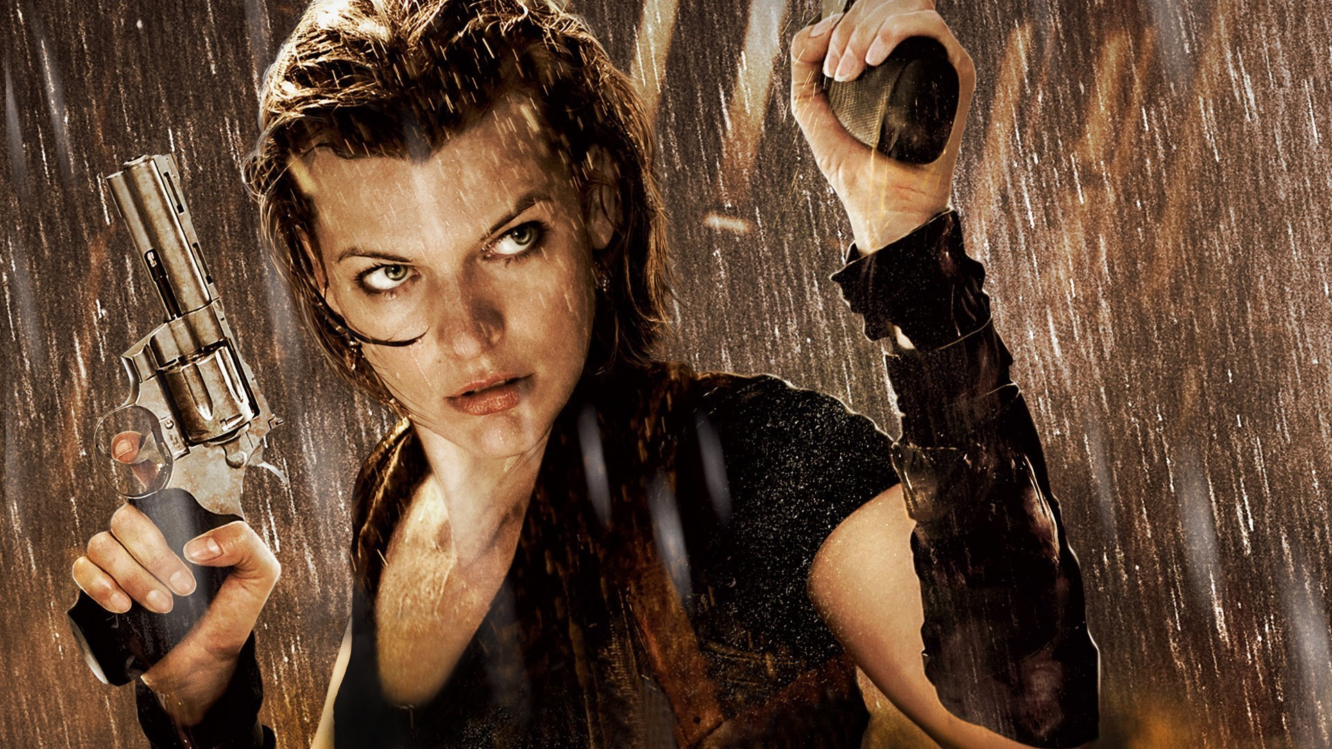 Milla Jovovich Hd Wallpaper