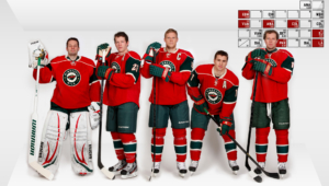 Minnesota Wild Background