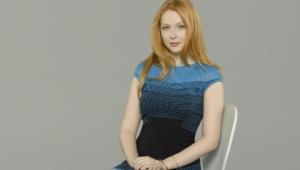 Molly C Quinn Hairstyle