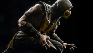 Mortal Kombat X Background