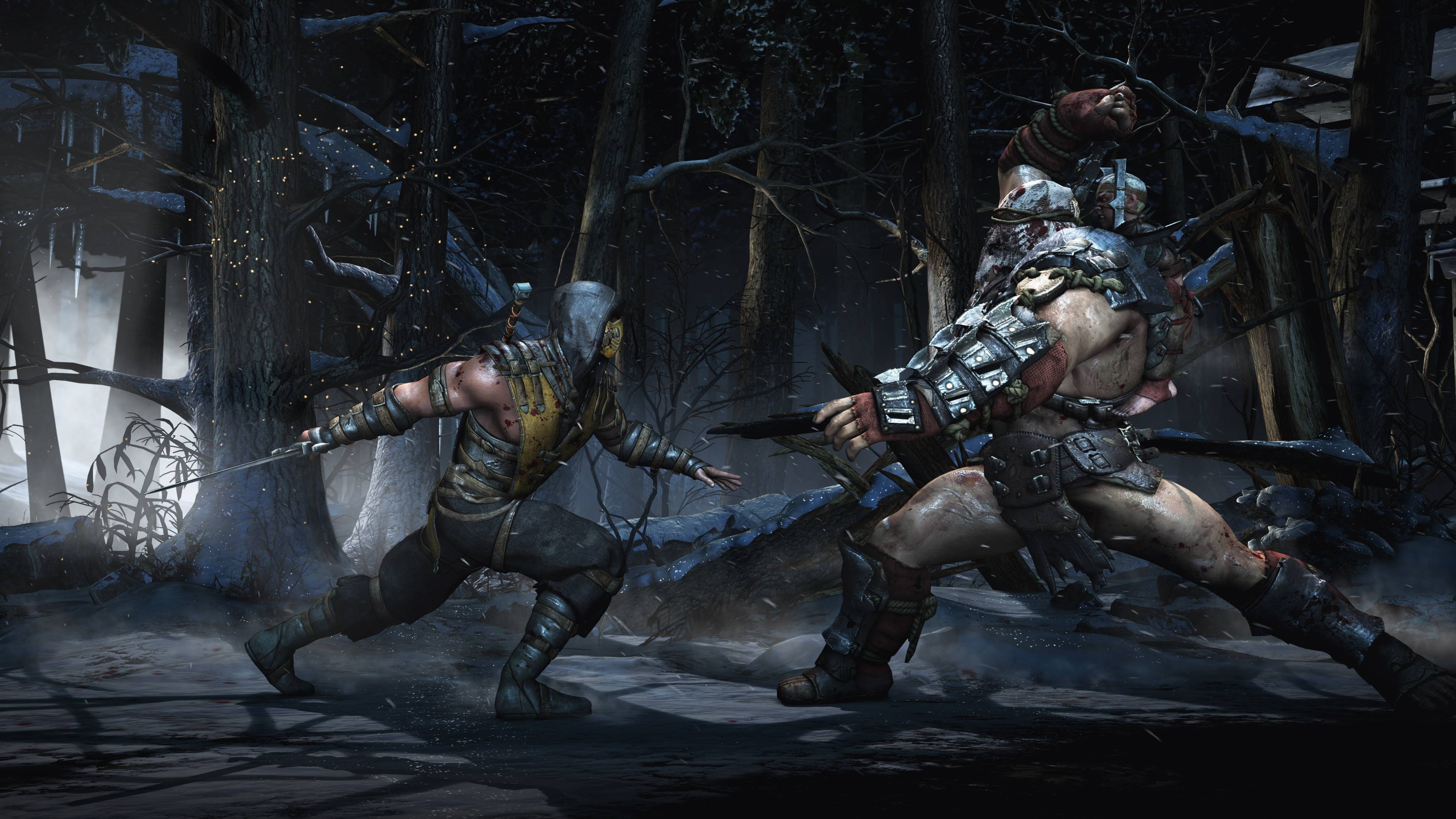 Mortal Kombat X Computer Wallpaper