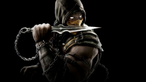 Mortal Kombat X Hd Background