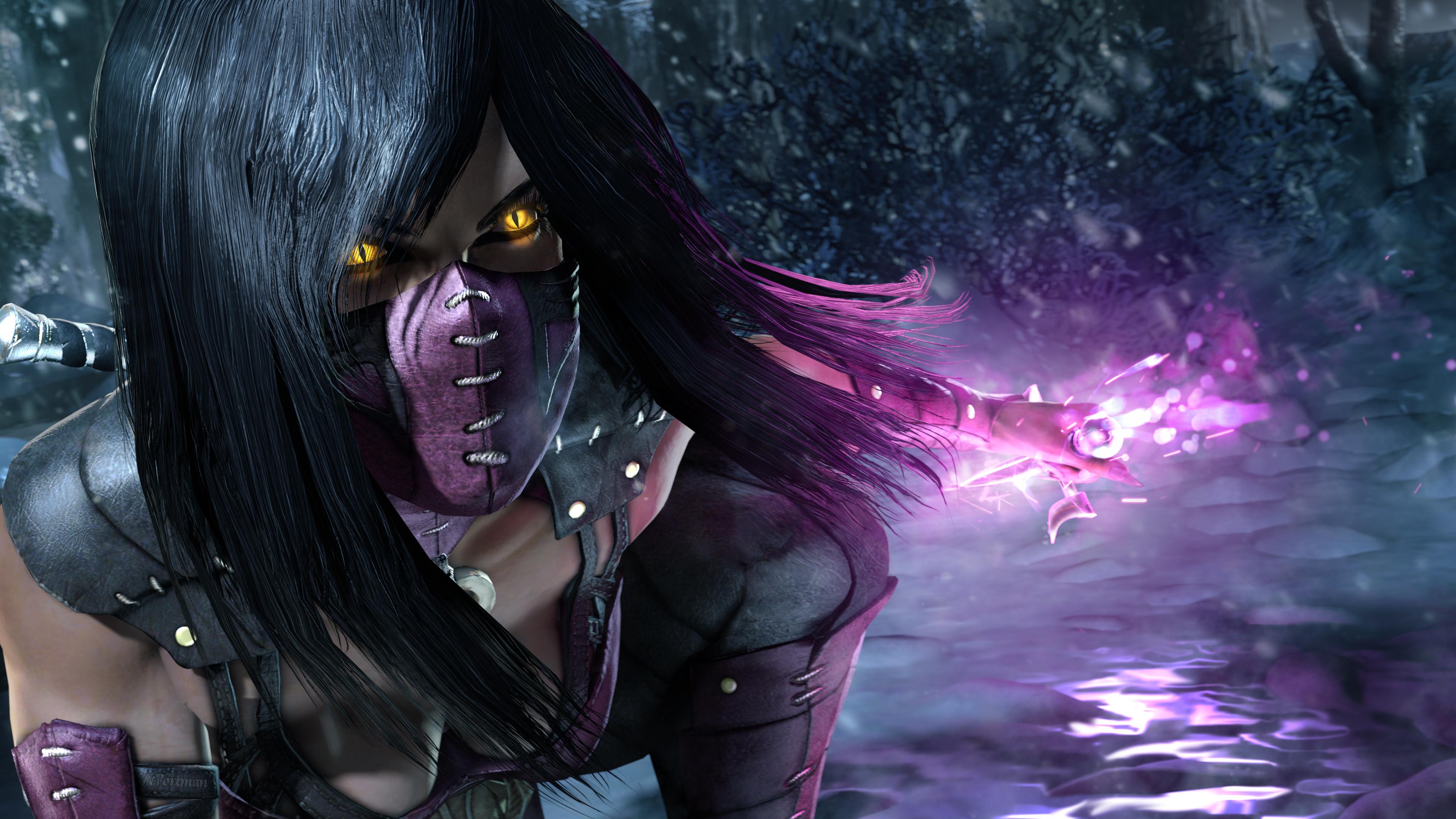 Mortal Kombat X Hd Desktop