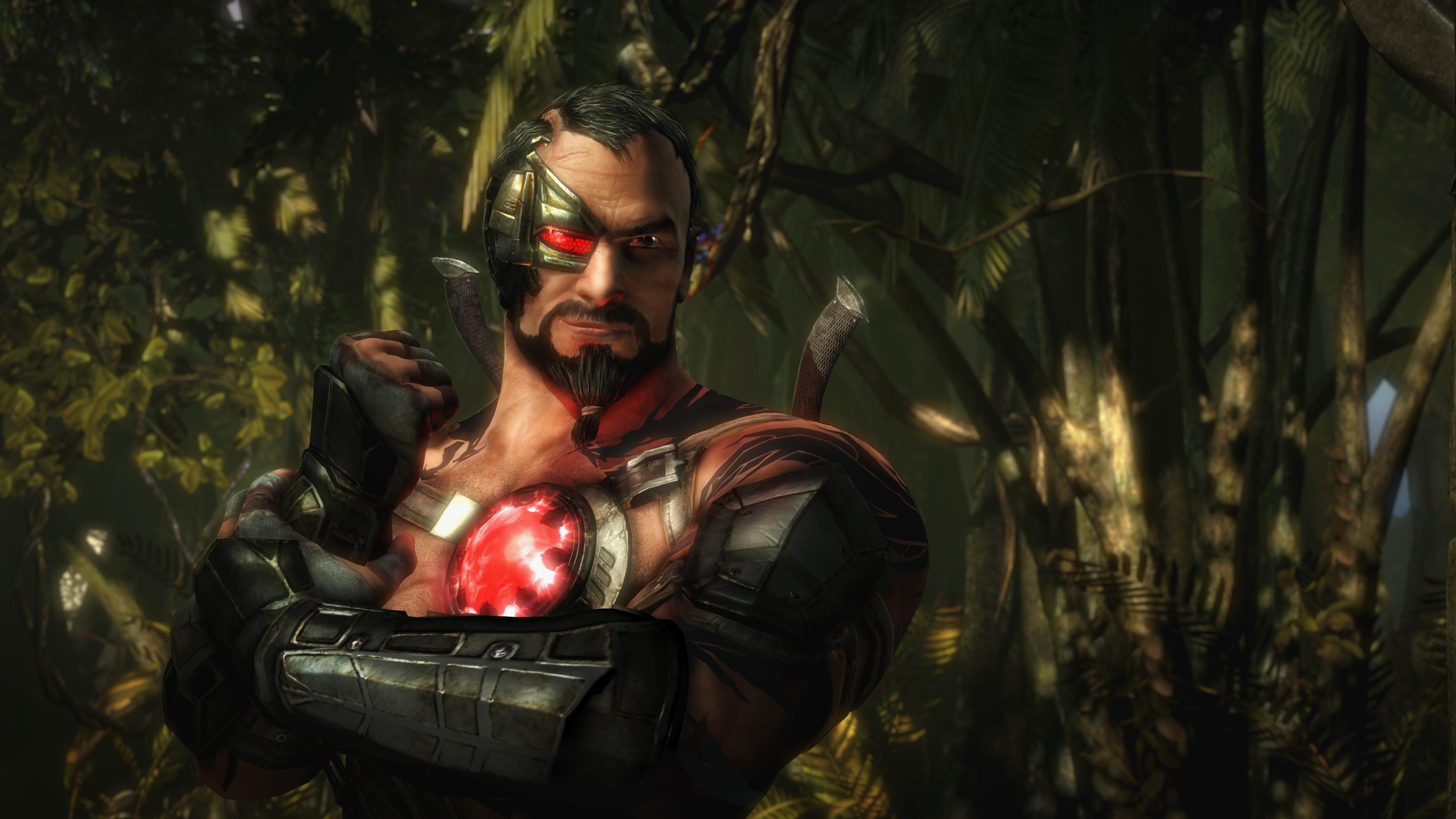 Mortal Kombat X Hd Wallpaper