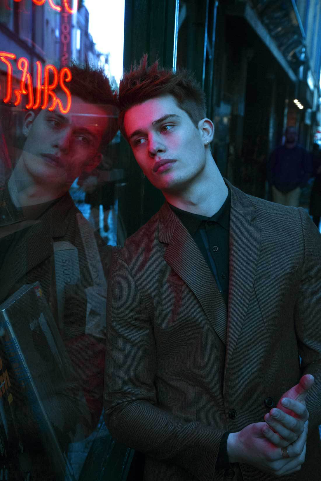 Nicholas Galitzine Android Wallpapers