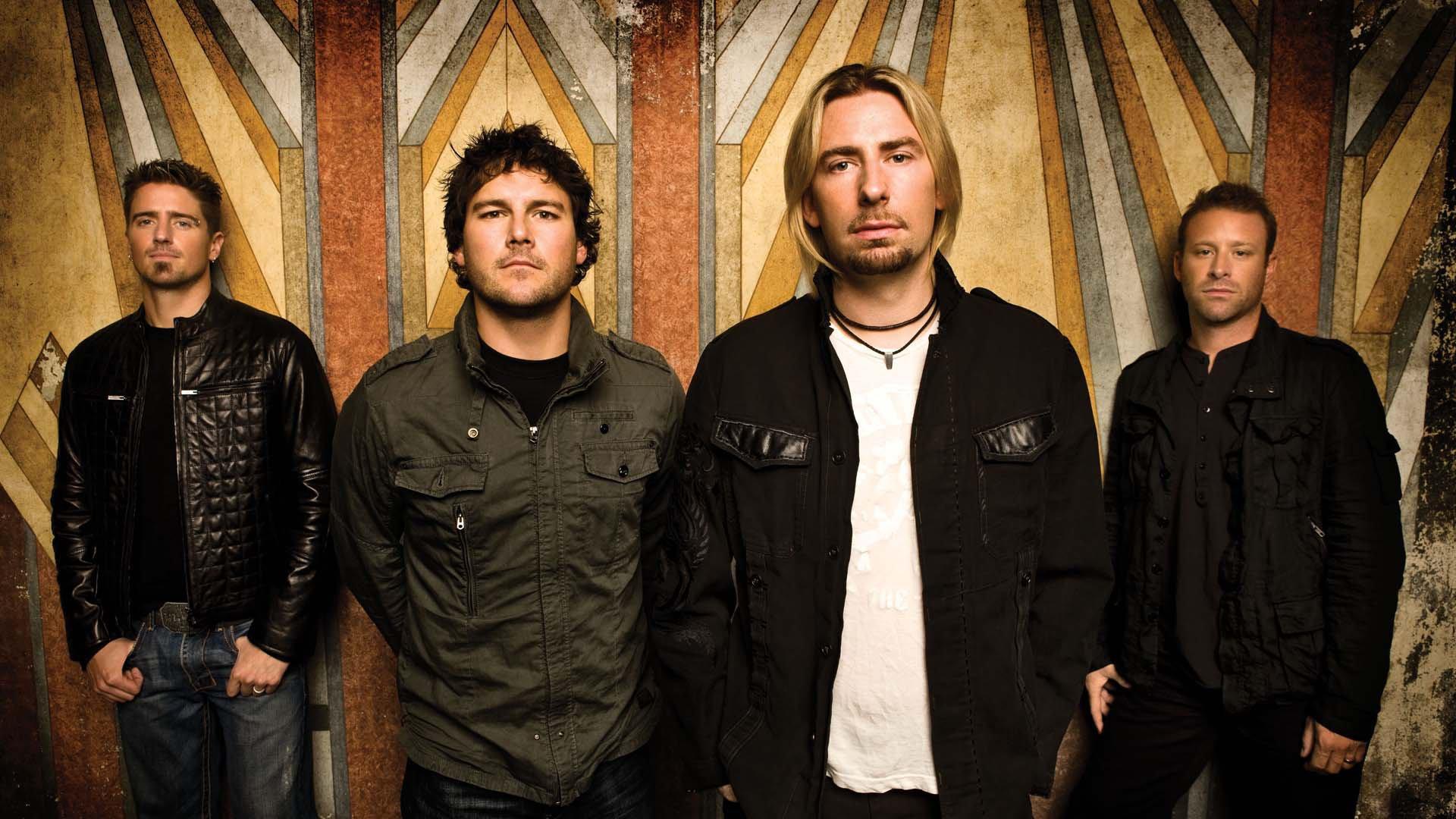 Nickelback Background