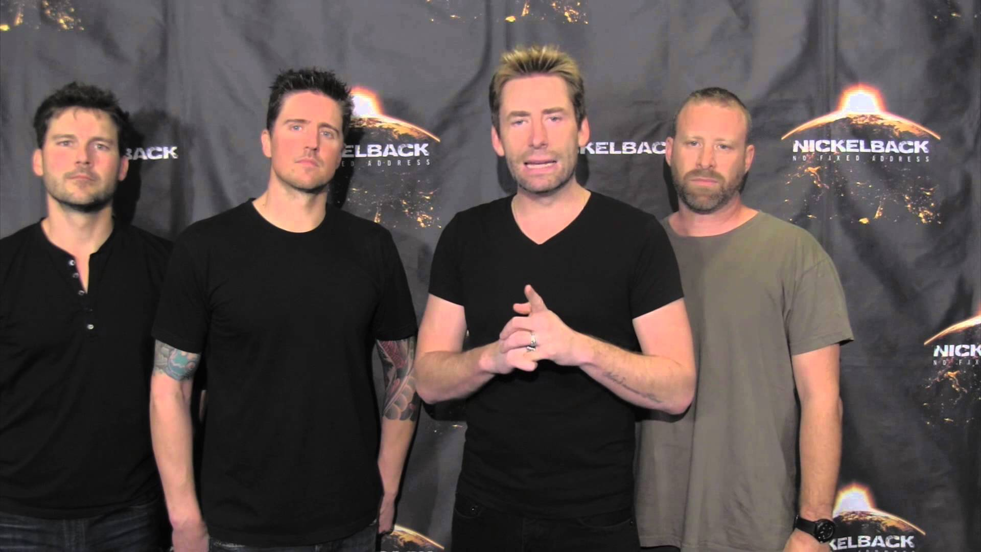 Nickelback Computer Wallpaper