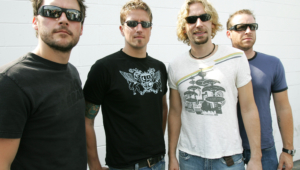 Nickelback Desktop