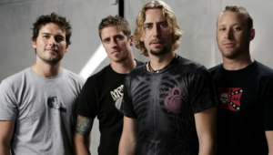 Nickelback Hd Background