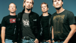 Nickelback For Desktop
