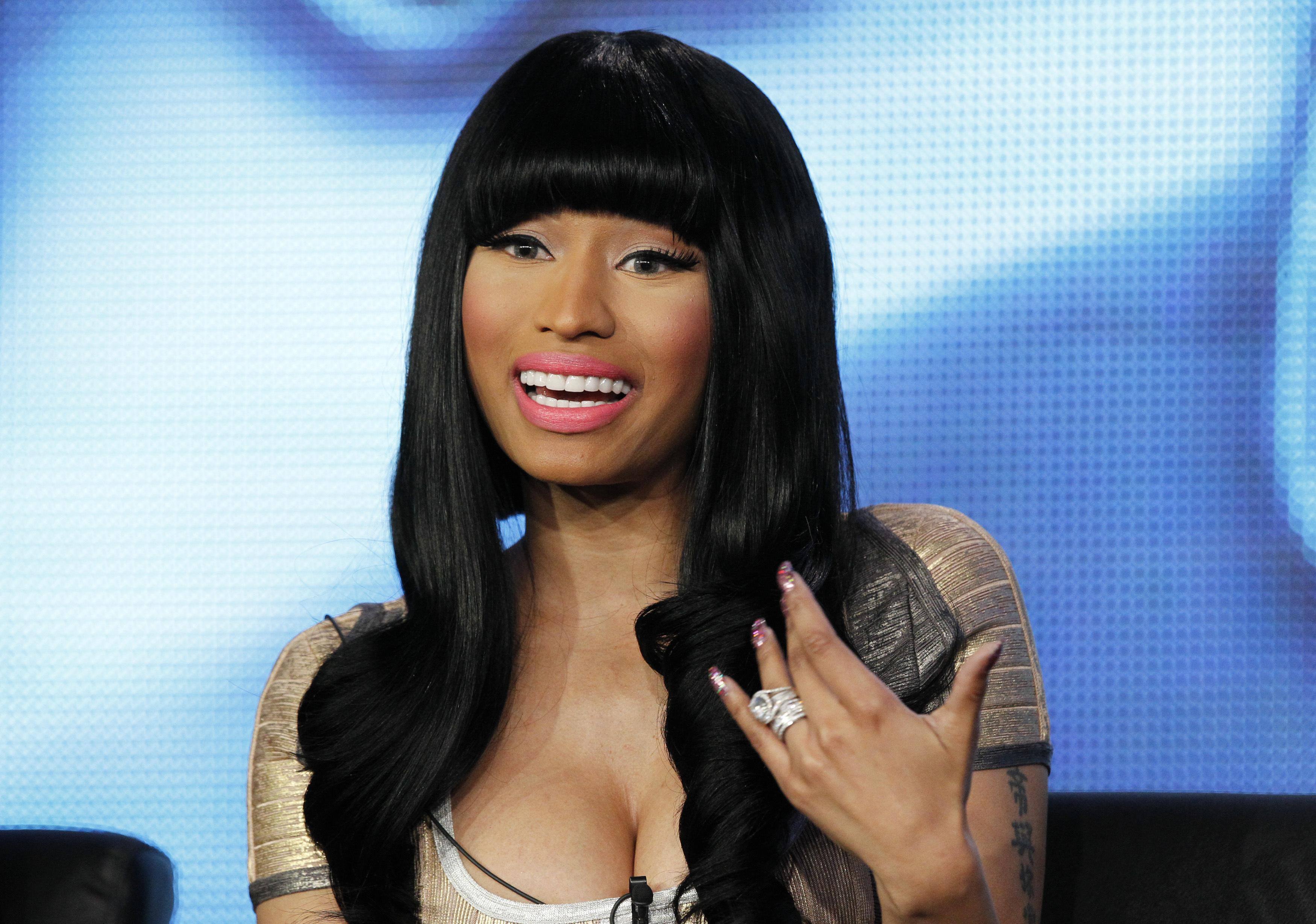 Nicki Minaj For Desktop