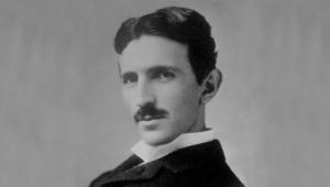 Nikola Tesla Images
