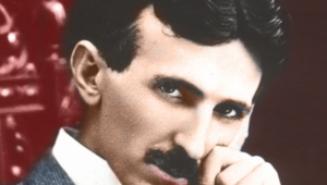 Nikola Tesla Photos