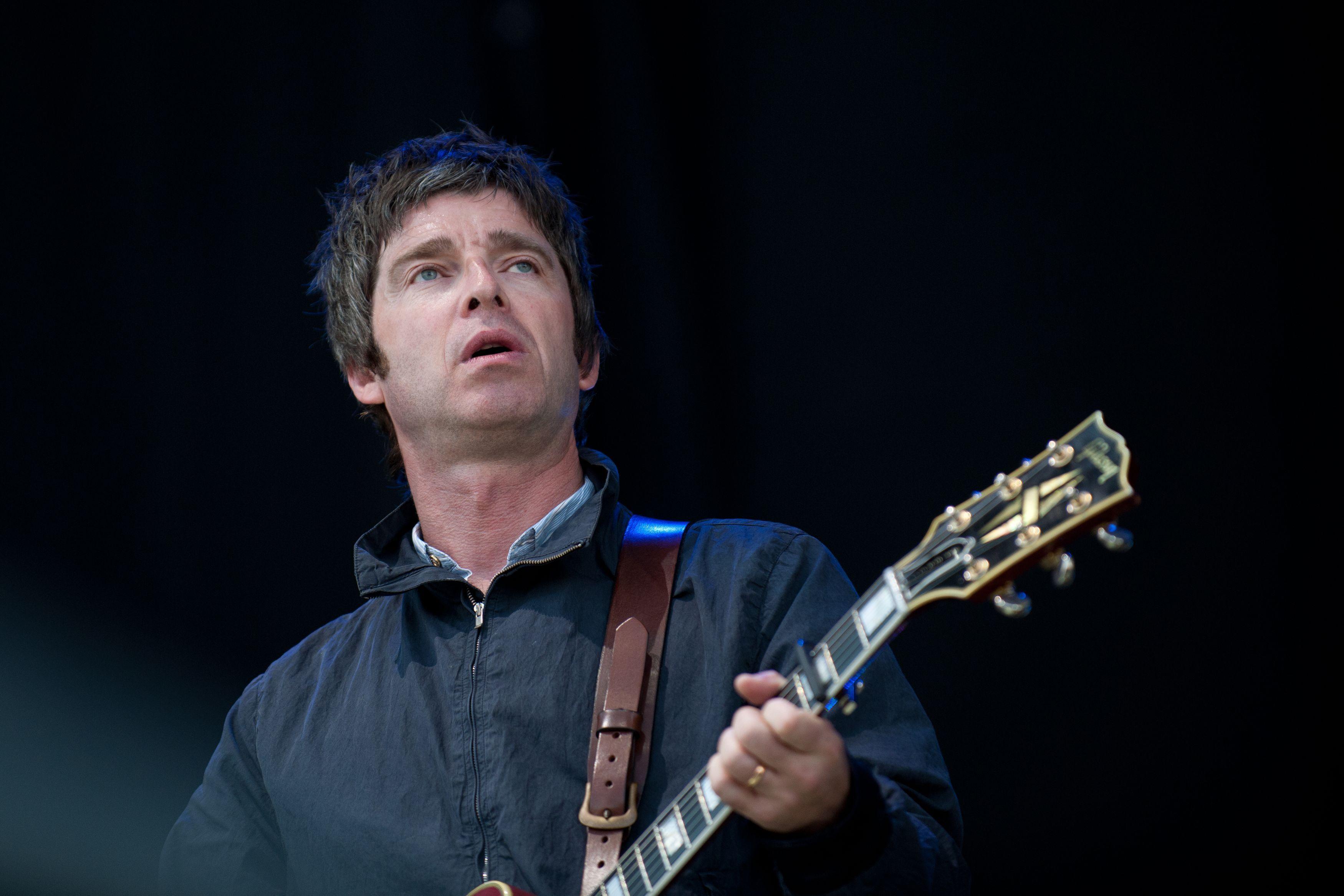 Noel Gallagher 4k