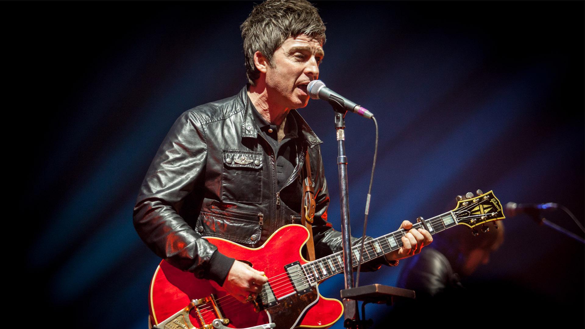 Noel Gallagher Background