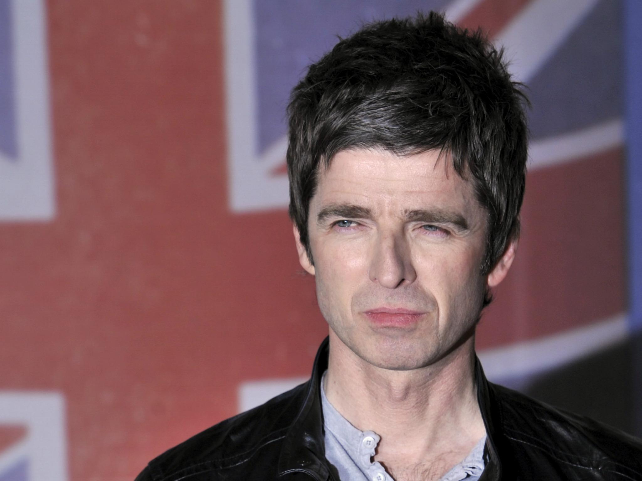 Noel Gallagher Hd Wallpaper
