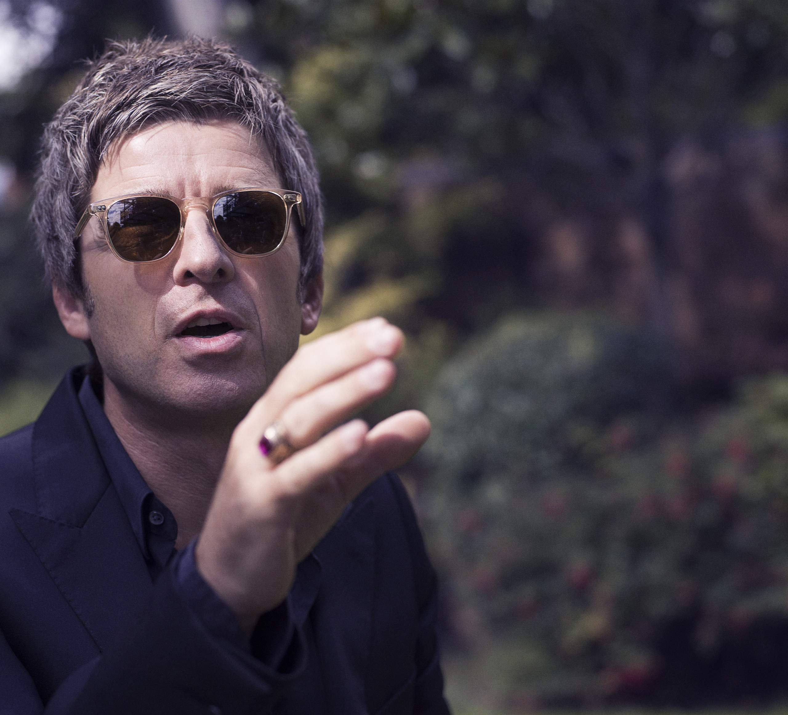 Noel Gallagher For Desktop