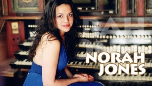 Norah Jones Hd Wallpaper