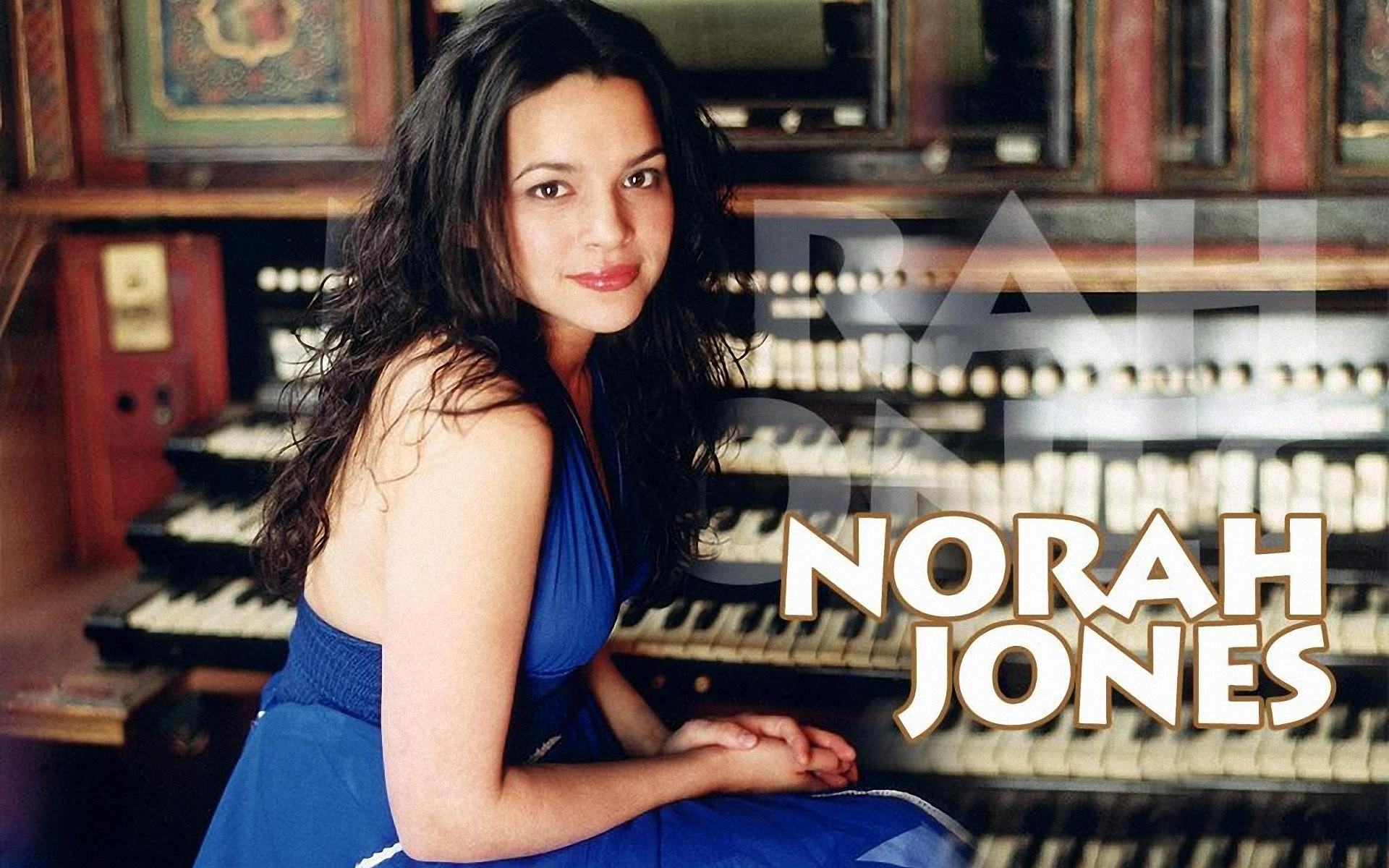 Norah Jones Hd Wallpaper