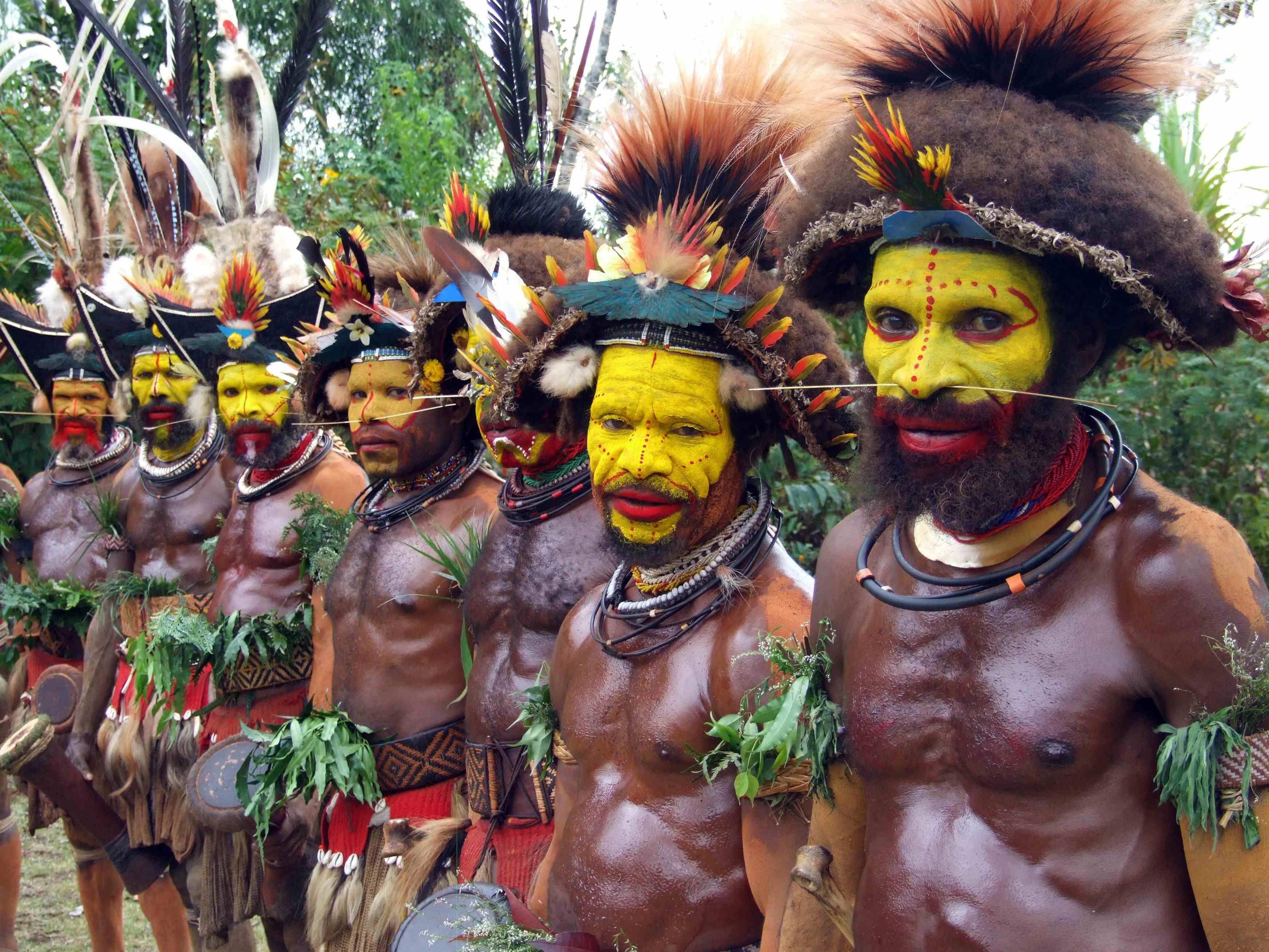 Papua New Guinea Background