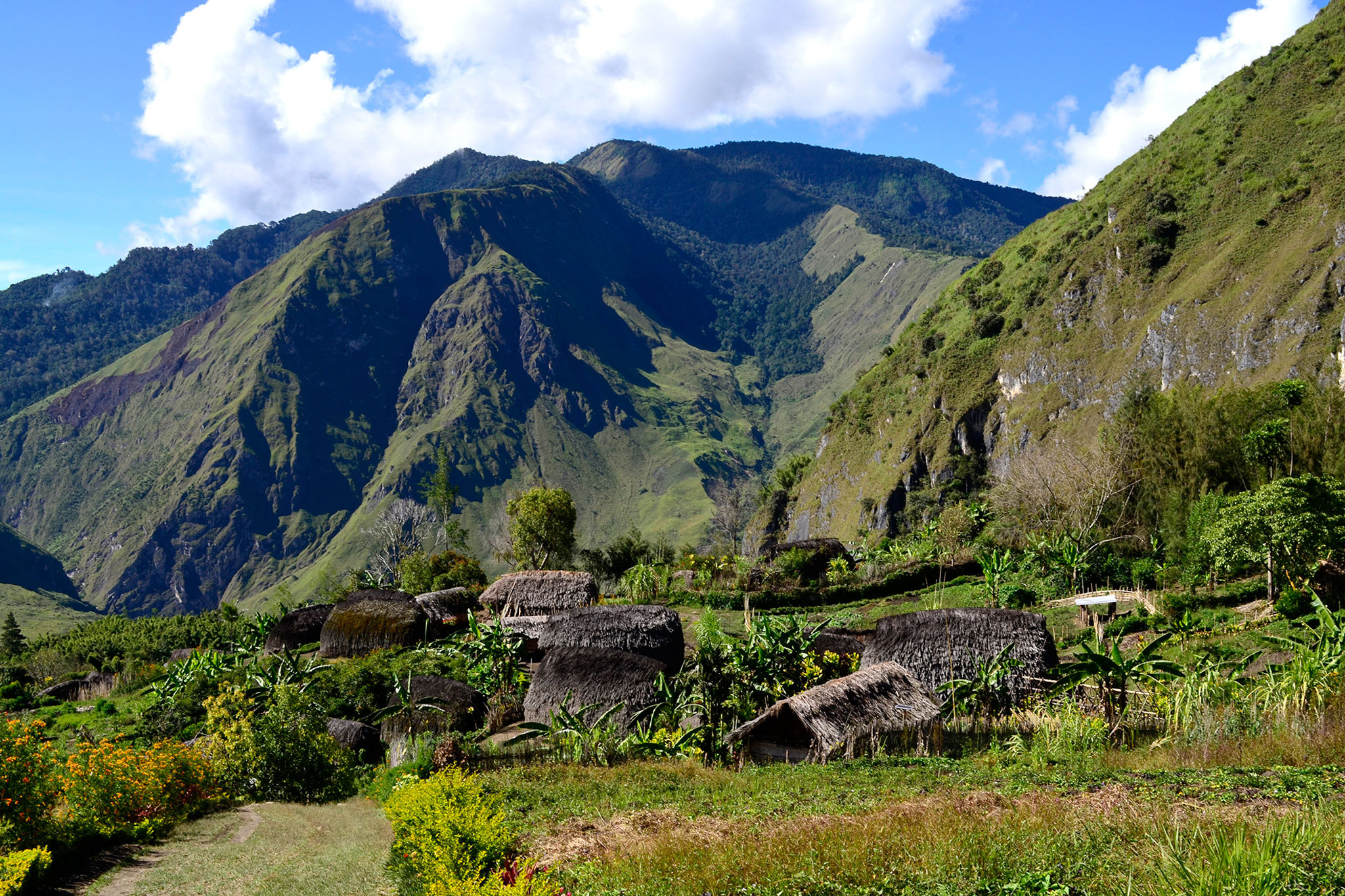 Papua New Guinea Widescreen