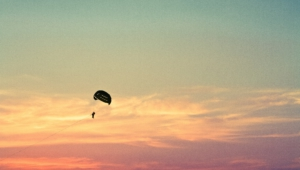 Paragliding Background