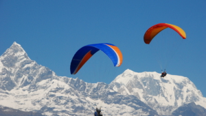 Paragliding Desktop