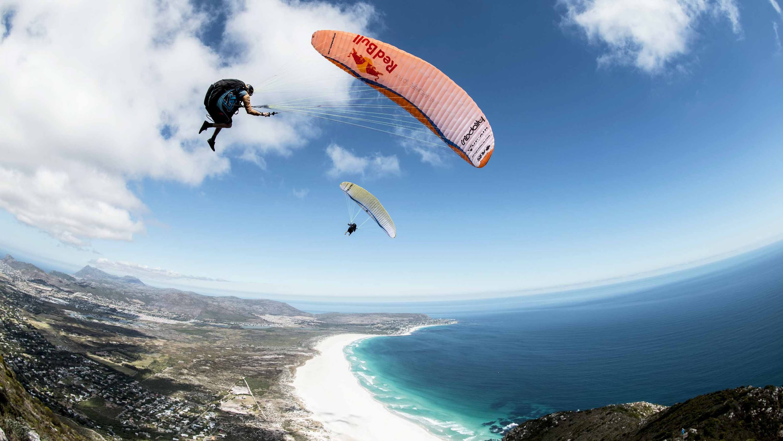 Paragliding Hd Wallpaper