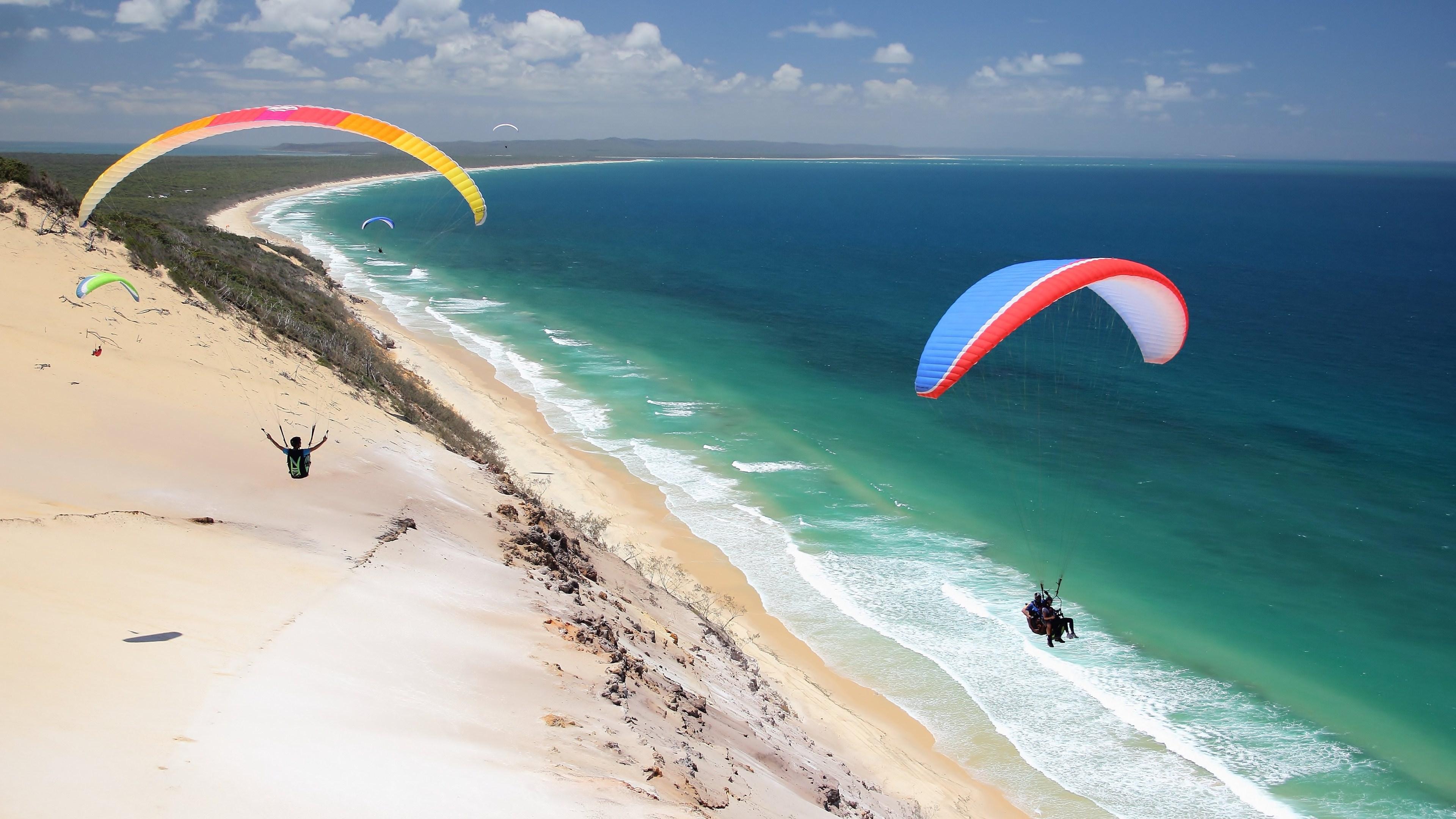 Paragliding High Definition