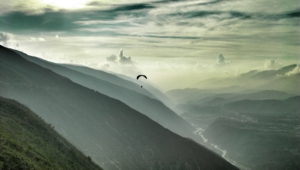 Paragliding Wallpaper