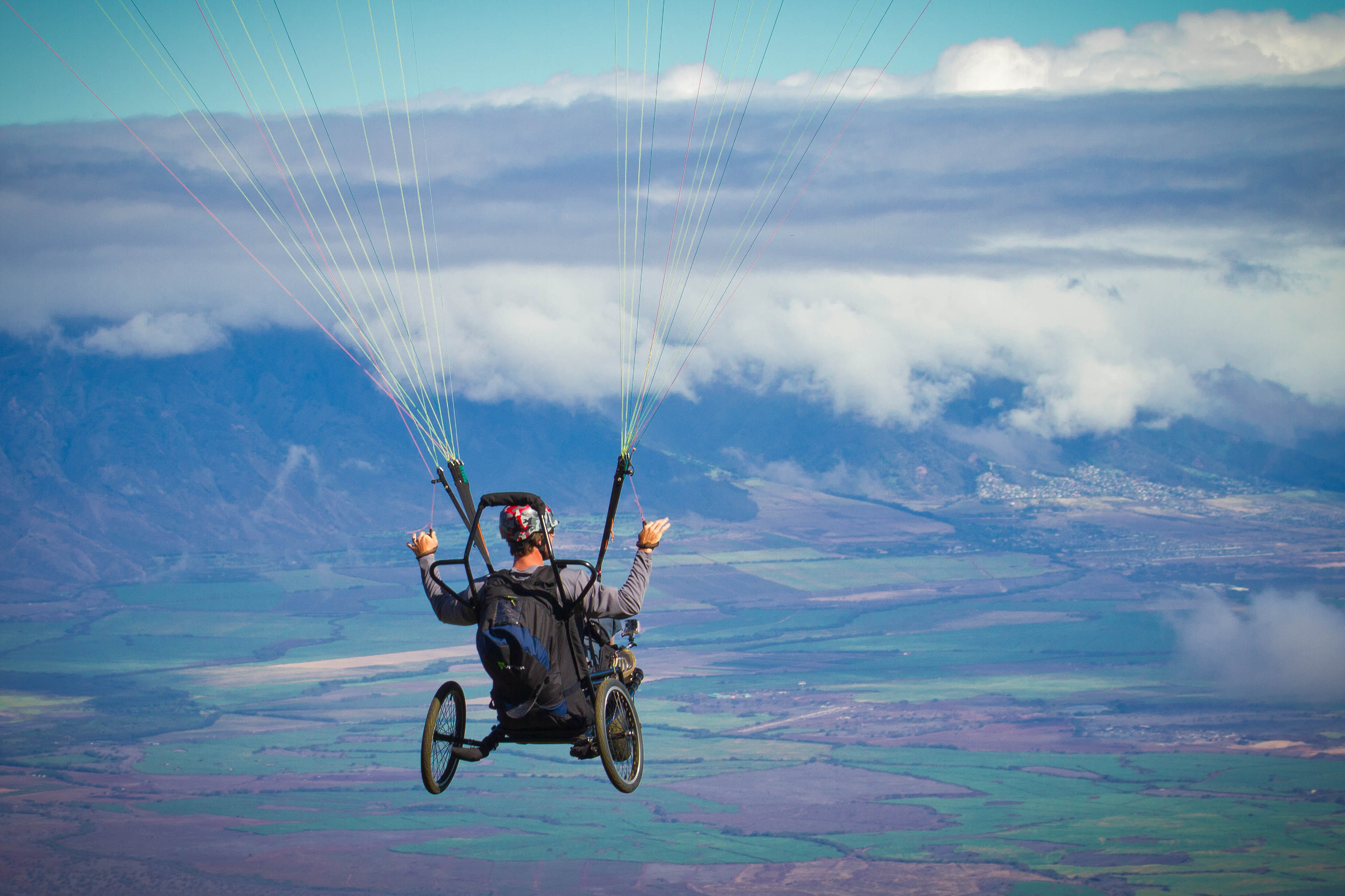 Paragliding Wallpapers And Backgrounds