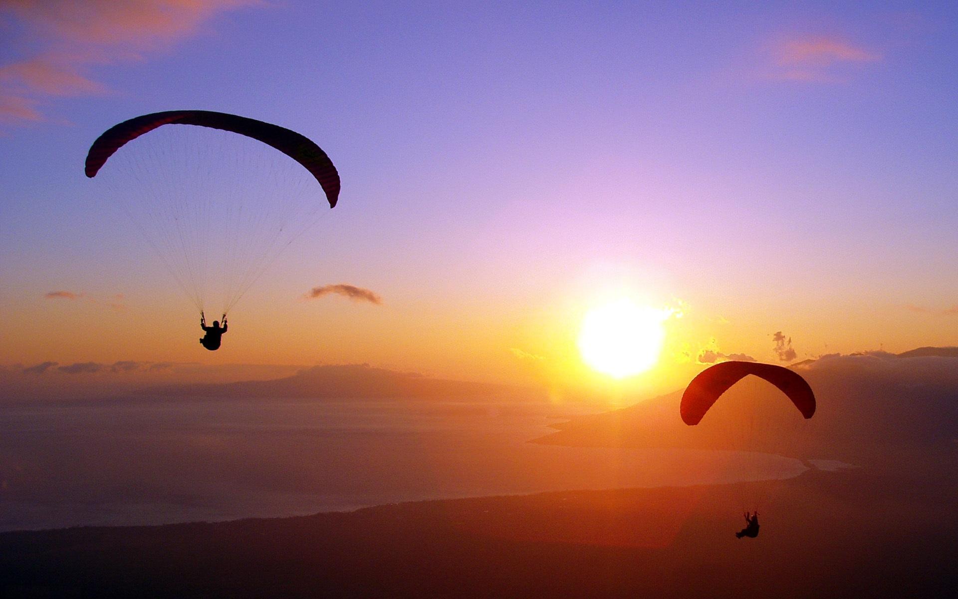 Paragliding For Desktop