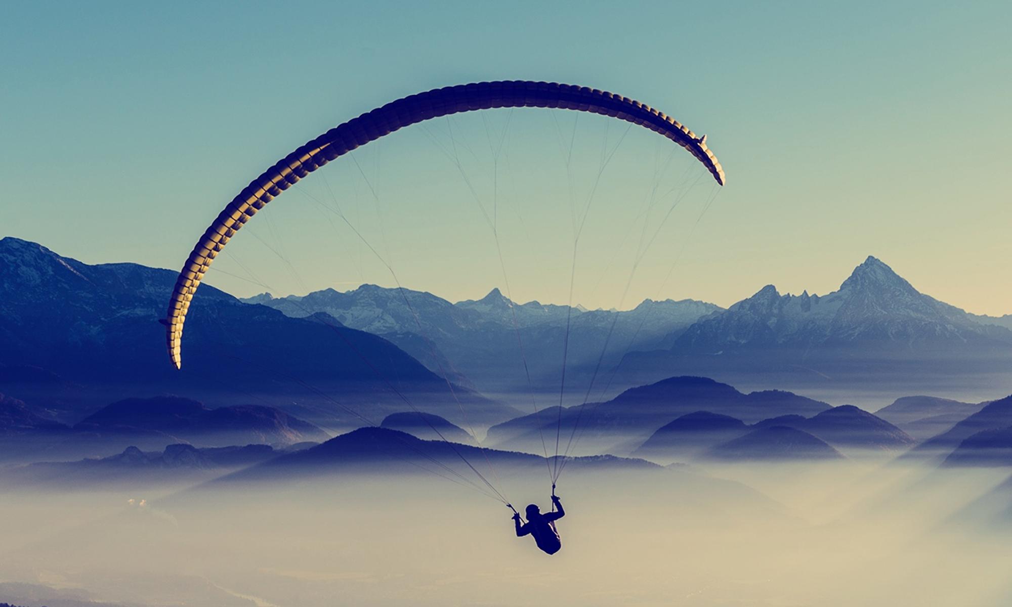 Paragliding Full Hd