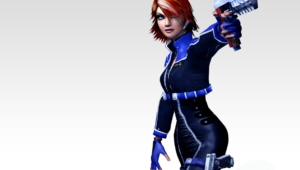Perfect Dark Computer Wallpaper