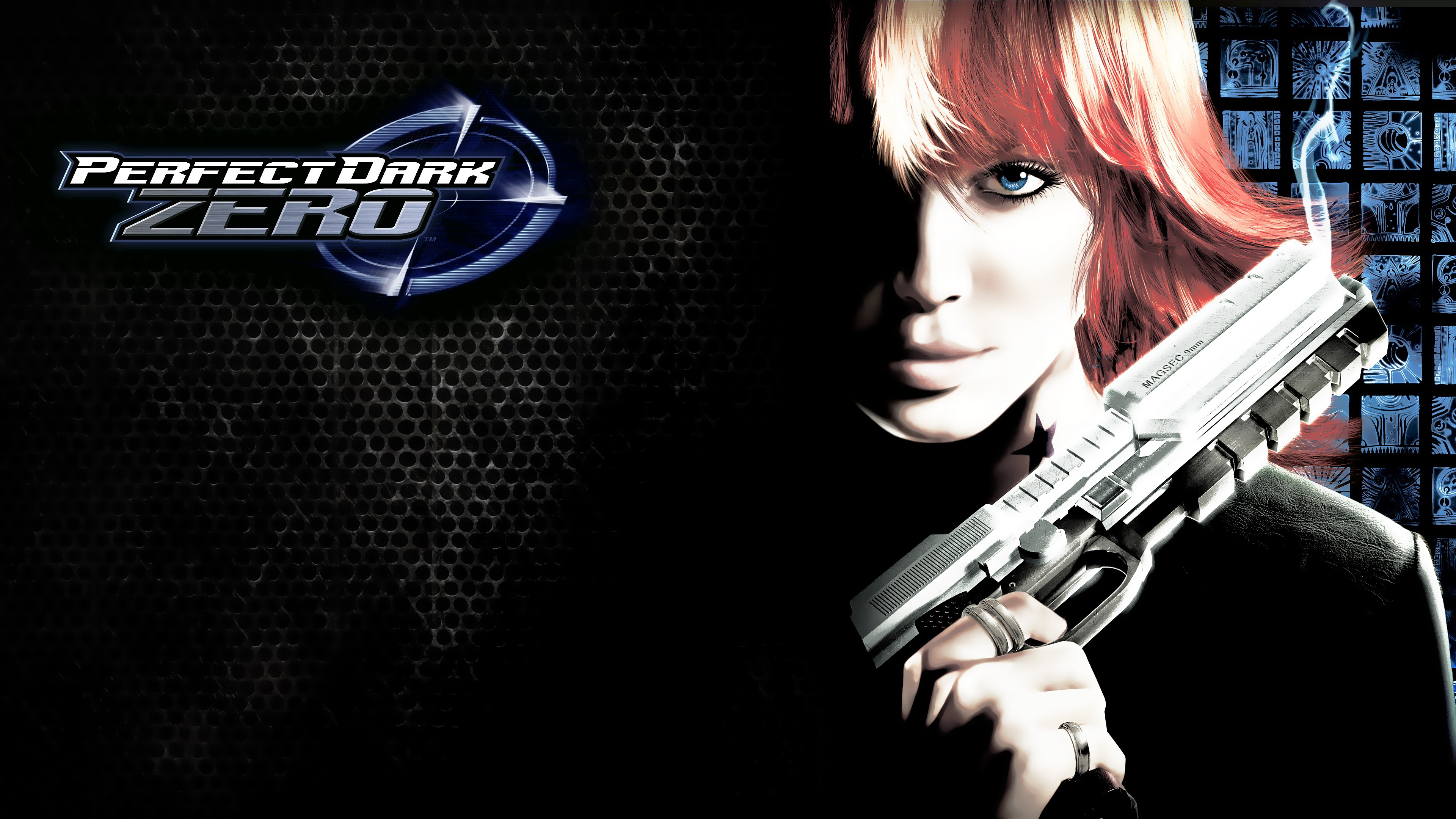 Perfect Dark Hd Desktop