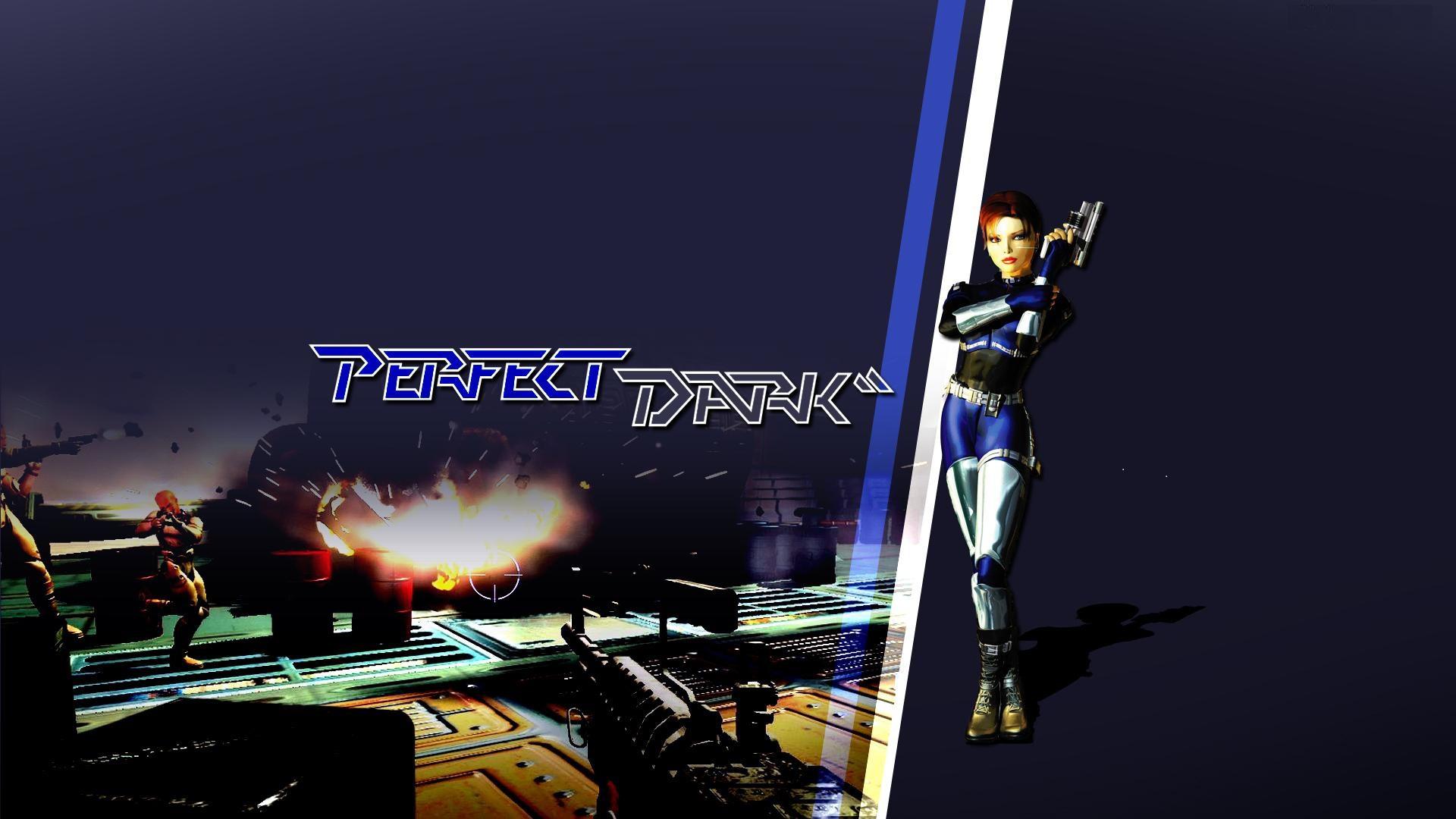 Perfect Dark Photos