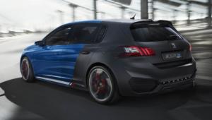 Peugeot 308 R Images