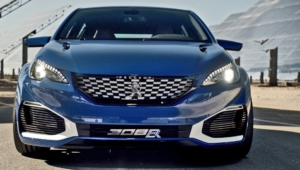 Peugeot 308 R Wallpapers