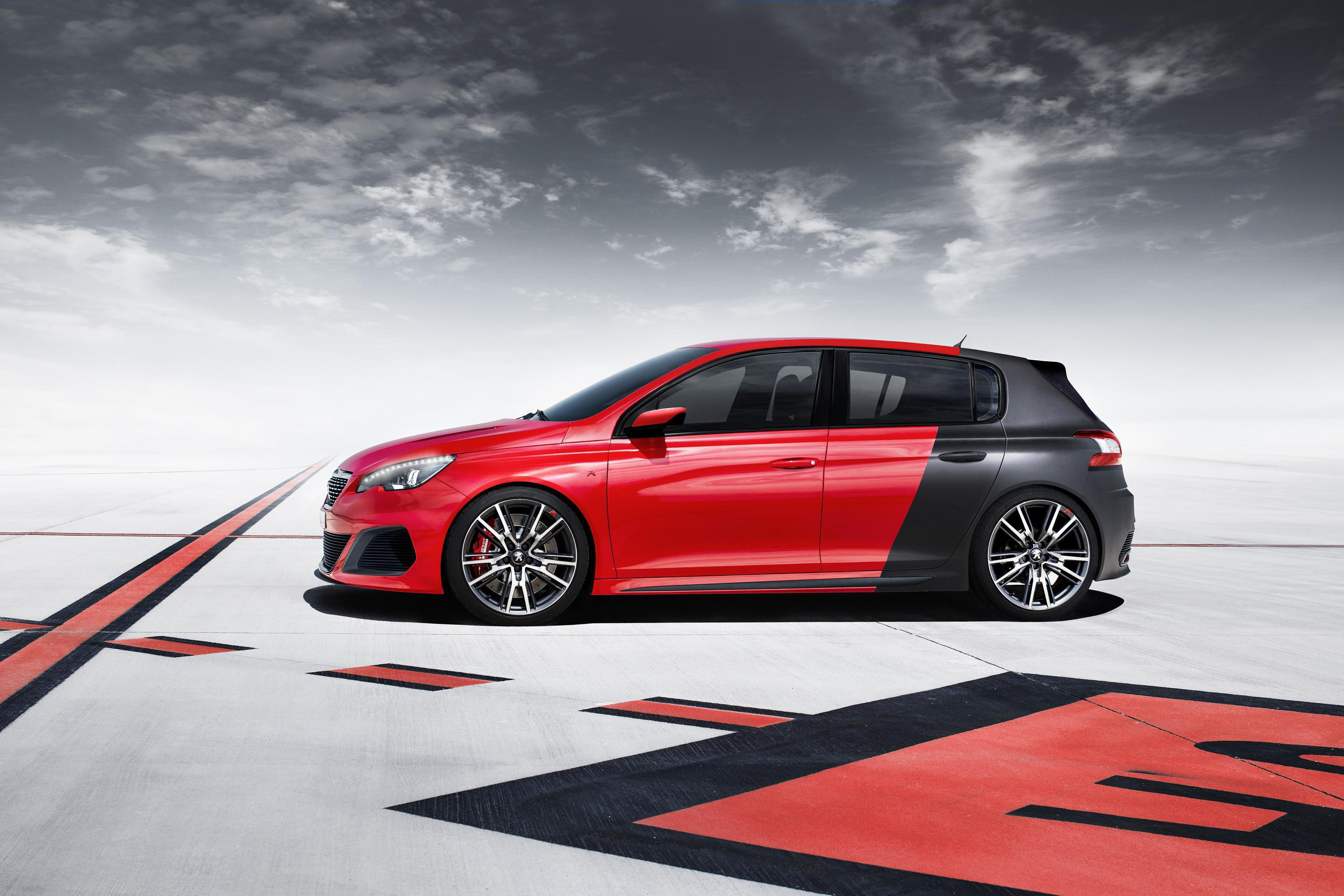 Peugeot 308 R Wallpapers Hd