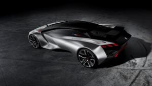 Peugeot Vision Gran Turismo Images