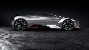 Peugeot Vision Gran Turismo Photos