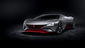 Peugeot Vision Gran Turismo Pictures