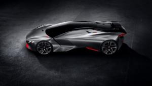 Peugeot Vision Gran Turismo Wallpapers Hd
