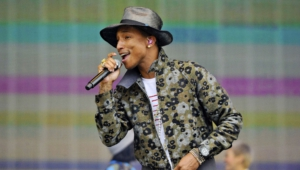 Pharrell Williams High Definition Wallpapers