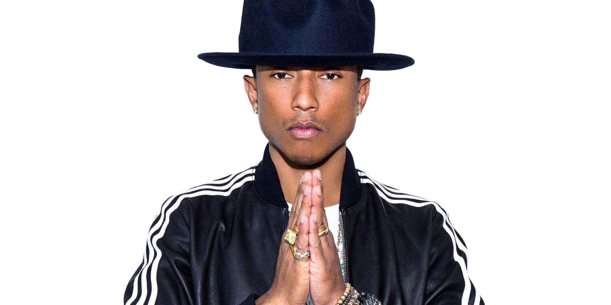 Pharrell Williams High Definition