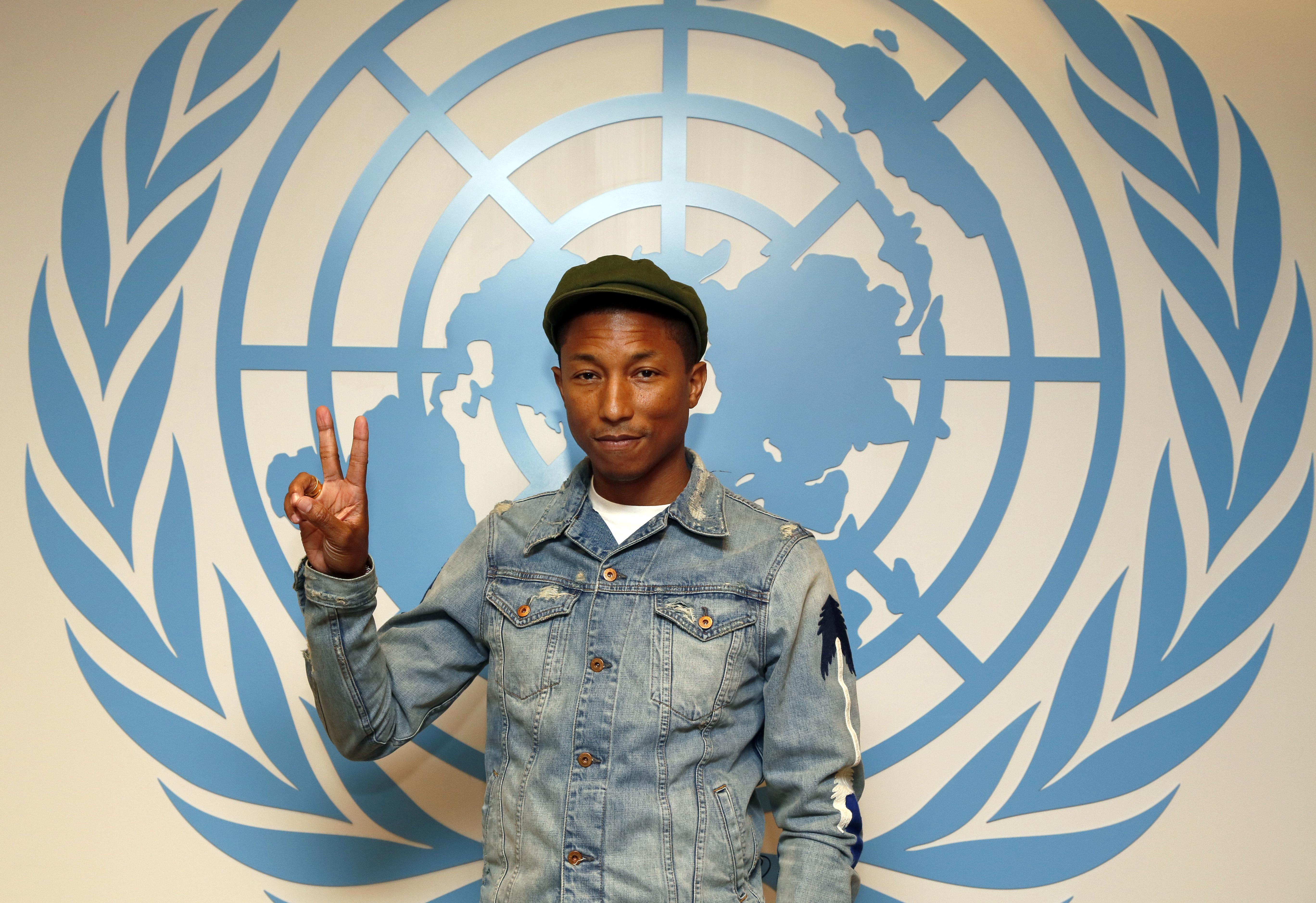 Pharrell Williams Images