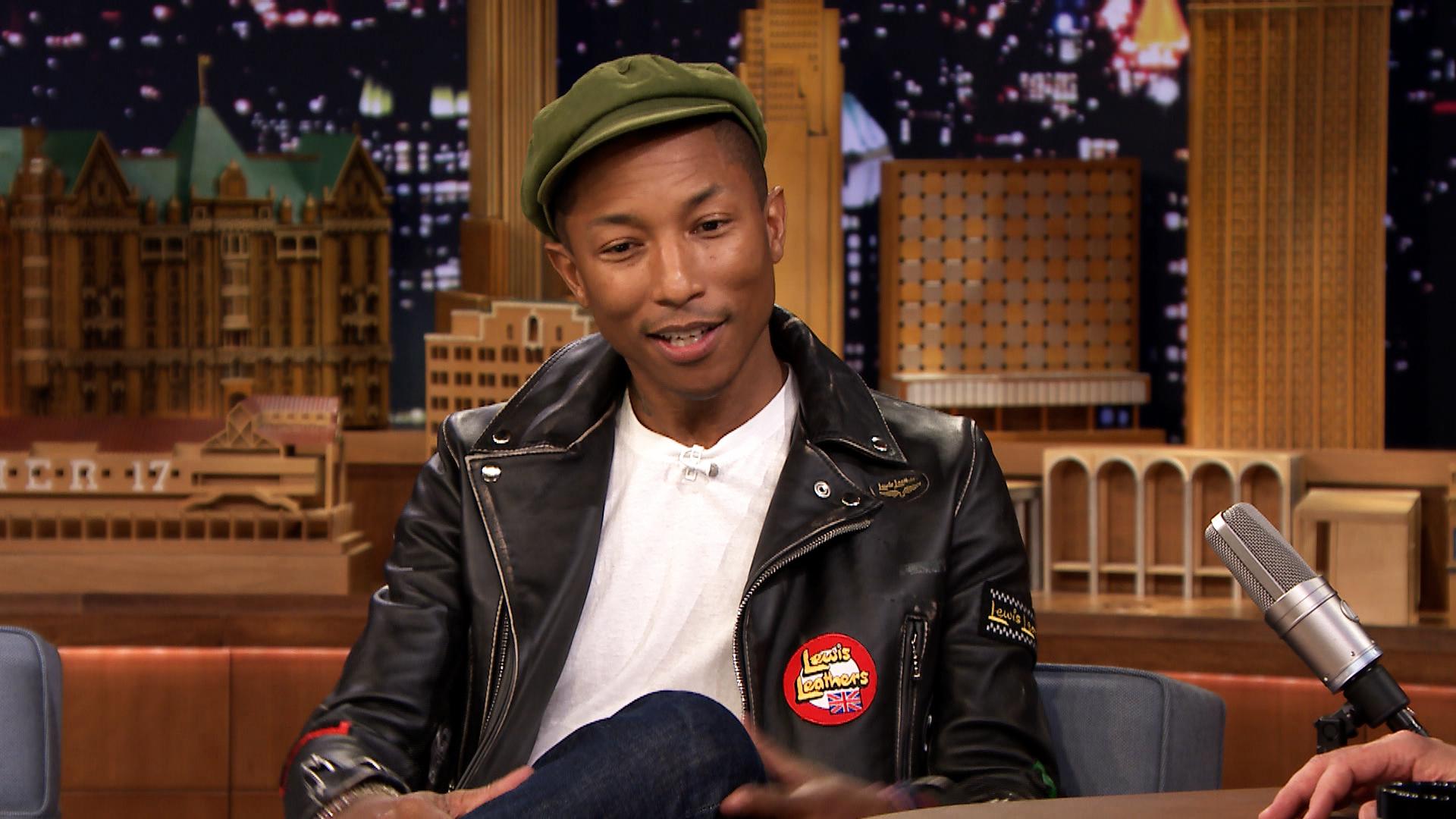 Pharrell Williams Wallpaper