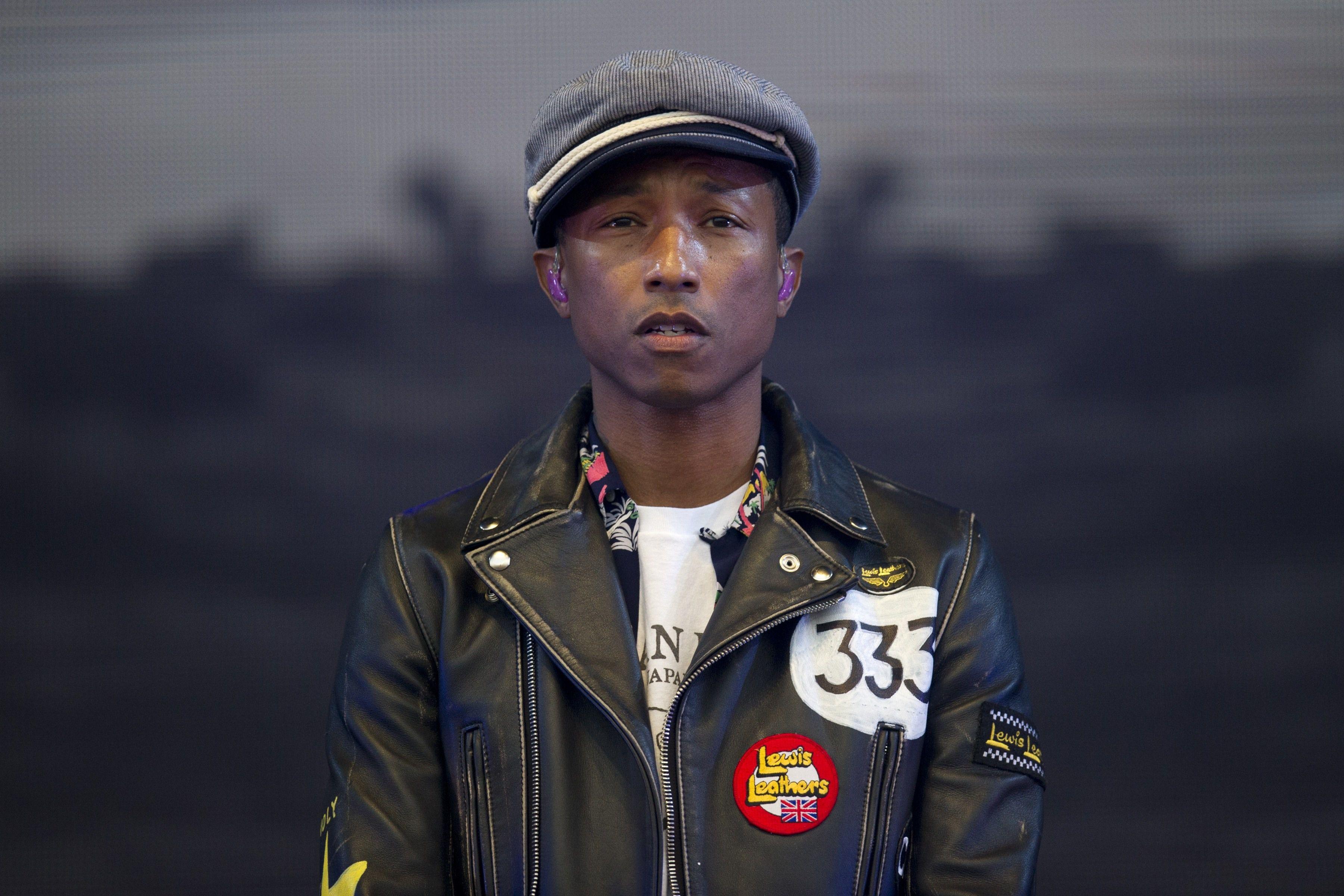 Pharrell Williams Wallpaper For Computer